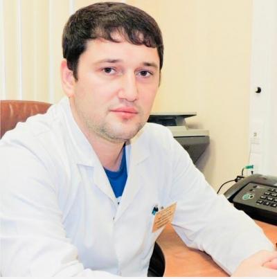 Магомедов Алигрич Мусагаджиевич